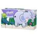 Chusteczki higieniczne Bella Happy ze Słoniem 150 szt