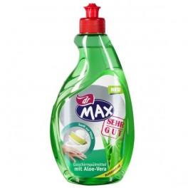 Płyn do mycia naczyń z aloesem Dr Max New SEHR GUT 500 ml
