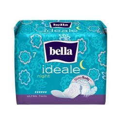 Podpaski ultracienkie Bella Ideale StaySofti Night 7 szt.
