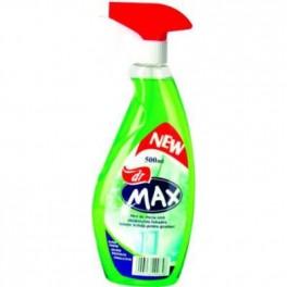 Płyn do mycia szyb i innych powierzchni dr Max atomizer /zielony/ 500 ml
