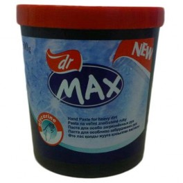 Pasta z gliceryną do mycia silnie zabrudzonych rąk dr Max 500 g