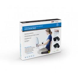 """Poduszka ortopedyczna do siedzenia """"EXCLUSIVE SEAT""""MFP-4535"""