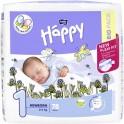 Pieluszki dla dzieci Bella Baby Happy Newborn (1) 2-5kg 78 szt