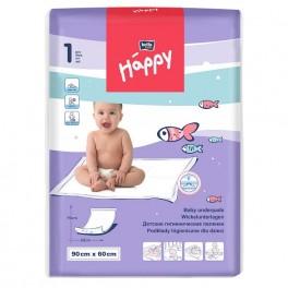 Podkład do przewijania Bella Baby Happy Soft 60x90 -1szt.